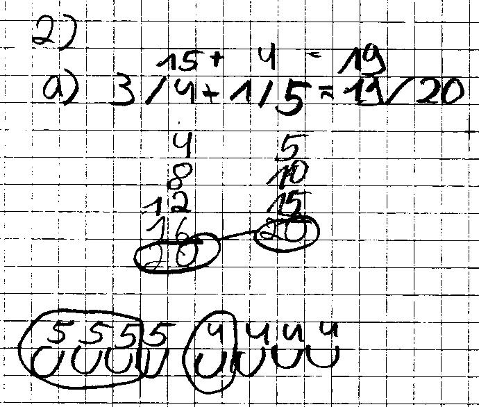 aufteilen mathematik klasse 2